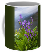 Wildflower Cascade Coffee Mug by Mike  Dawson