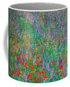 Wildflower Current Coffee Mug