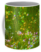 Wildflower Field Coffee Mug