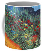Wildflower Garden 2 Coffee Mug