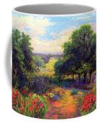 Wildflower Meadows Of Color And Joy Coffee Mug