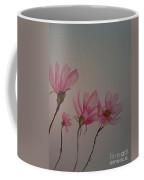Wildflower Pink Coffee Mug