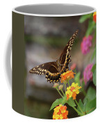 Wildflower Swallowtail Coffee Mug