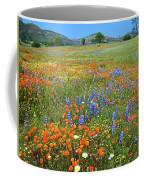 Wildflower Wonderland 4 Coffee Mug