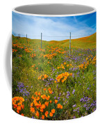 Wildflower Wonders Of The High Desert Coffee Mug