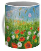 Wildflowers Field Coffee Mug