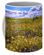 Wildflowers Of The Carrizo Plain Superbloom 2017 Coffee Mug