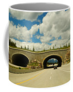 Wildlife Crossing Coffee Mug