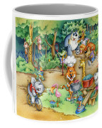 Wildlife Party Coffee Mug