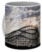 Wildwood Roller Coaster Coffee Mug
