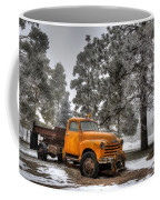 Will Plow For Snow Coffee Mug