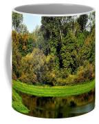 Willamette River Reflections 3813 Coffee Mug