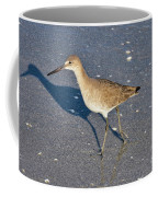 Willet And Shadow Coffee Mug
