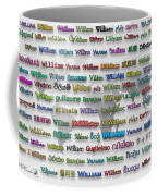 William Coffee Mug