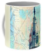 William Penn City Hall V2 Coffee Mug