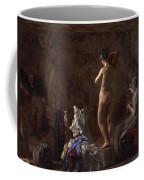William Rush Carving His Allegorical Figure Coffee Mug
