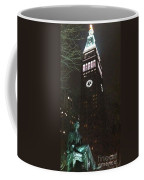 William Seward And Met Life Tower Coffee Mug
