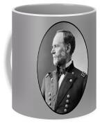 William Tecumseh Sherman Coffee Mug by War Is Hell Store