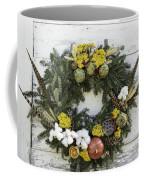 Williamsburg Wreath 09b Coffee Mug