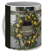 Williamsburg Wreath 18 Coffee Mug