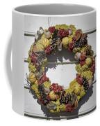 Williamsburg Wreath 29 Coffee Mug
