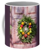 Williamsburg Wreath 53 Coffee Mug