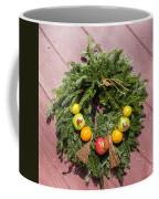 Williamsburg Wreath 54 Coffee Mug