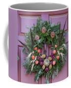 Williamsburg Wreath 92 Coffee Mug