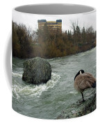 Willie Willey Rock - Riverfront Park - Spokane Coffee Mug