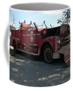Willig Collection 6 Fire Truck Coffee Mug