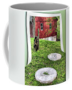Williston Mill And Grist Wheels Coffee Mug