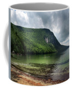 Willoughby Lake In Westmore Vermont Coffee Mug