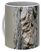 Willow Tree Bark Up Close Coffee Mug