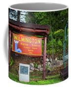 Wilmington Ny Alpine Events Olympic Winter Games 1980 Ski Lift Coffee Mug