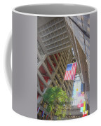 Wilson Hall At Fermilab - Interior Coffee Mug