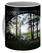 Wilson Pond Framed Coffee Mug