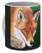 Wily Fox Coffee Mug