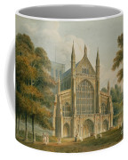 Winchester Cathedral Coffee Mug