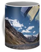 Wind And A Prayer Coffee Mug