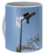 Wind And Solar Powered Light Coffee Mug