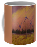 Wind And Wheat Coffee Mug