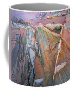 Wind Blown Sand Texture Coffee Mug