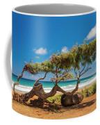 Wind Blown Tree Coffee Mug by Brian Harig