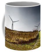 Wind Driven Coffee Mug