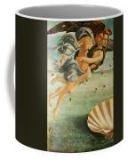 Wind God Zephyr Coffee Mug