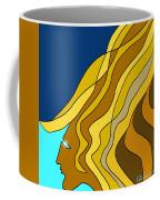 Wind Goddess Coffee Mug
