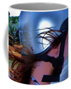 Wind In The Hair Coffee Mug