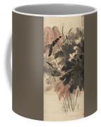 Wind In The Lotus Coffee Mug