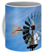 Wind Mill Pump In Usa 2 Coffee Mug