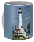 Wind Point Lighthouse Coffee Mug